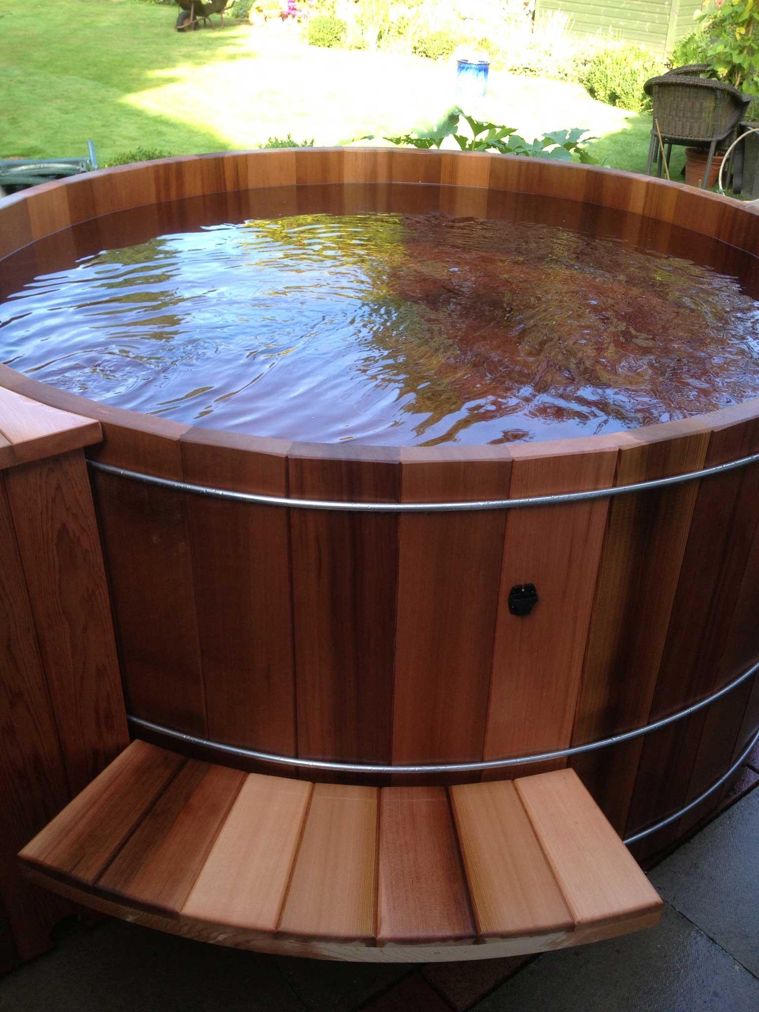 Cedar Canyon Model Terete Hot Tubs